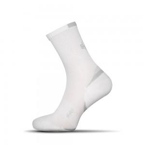 Clima Plus bambusove ponozky biele