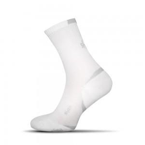Clima Plus ponožky biele