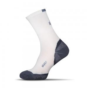 Clima Plus ponožky bielo-modre