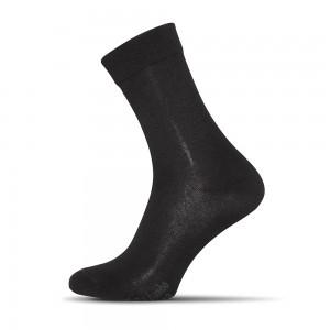 Excellent bambusové ponožky cierne