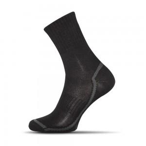 Sensitive ponozky cierne