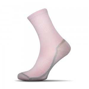 Sensitive ponožky ruzove