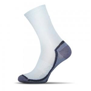 Sensitive ponožky svetlo modre