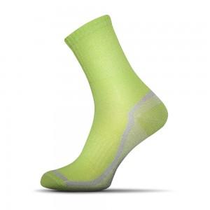 Sensitive ponozky zelene