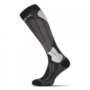 Lyziarske ponozky Skiing Anatomic cierne