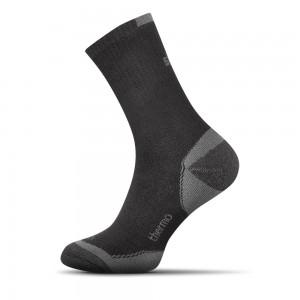 Termo ponozky cierna