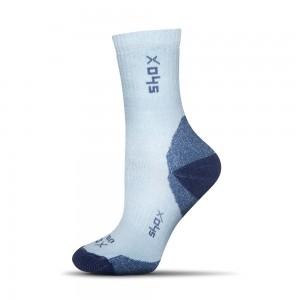 Detske Termo ponozky svetlo modre