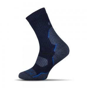 Trekking Advanced ponozky tmavo modre