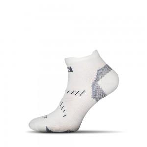 Compress letné ponožky bielo modre