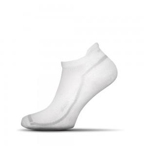Summer power biele ponozky Shox