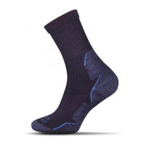 Trekking ponozky tmavo modre